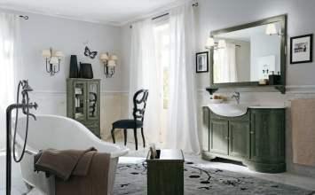 5 características de un baño vintage