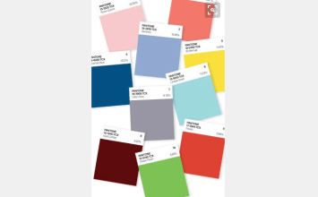 Tendencias Pantone 2016