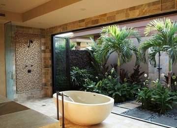 Naturaleza a tu baño, como decorarlo