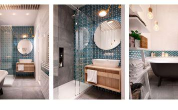 Pros y contras de pintar los azulejos del baño