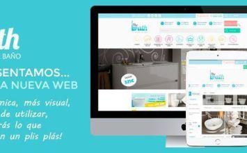 Nueva Tienda Online de Materiales y Accesorios de Baño