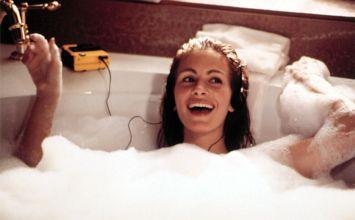 Las bañeras, protagonistas de míticas escenas de cine