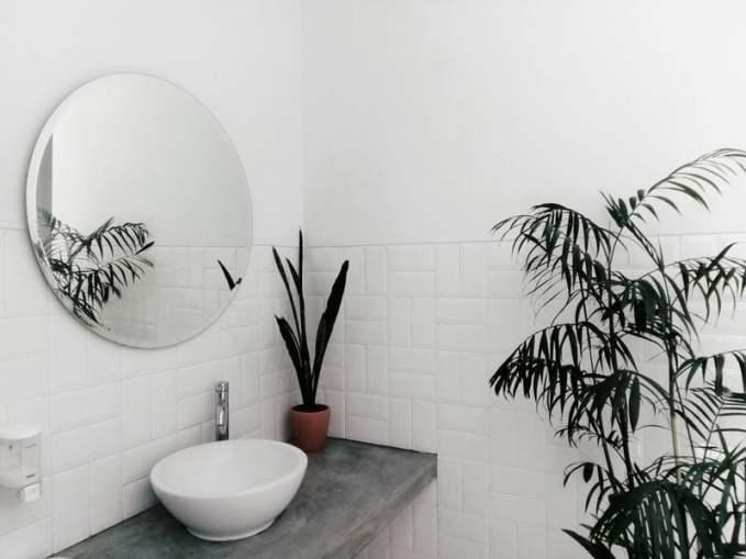 pintura para el cuarto de baño