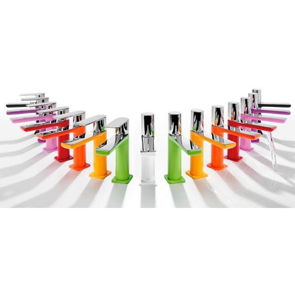 Grifería monomando Loft Colors