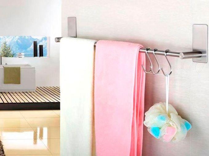 toallero para baño