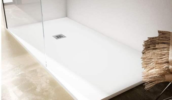 Diseño plato de ducha fabricado