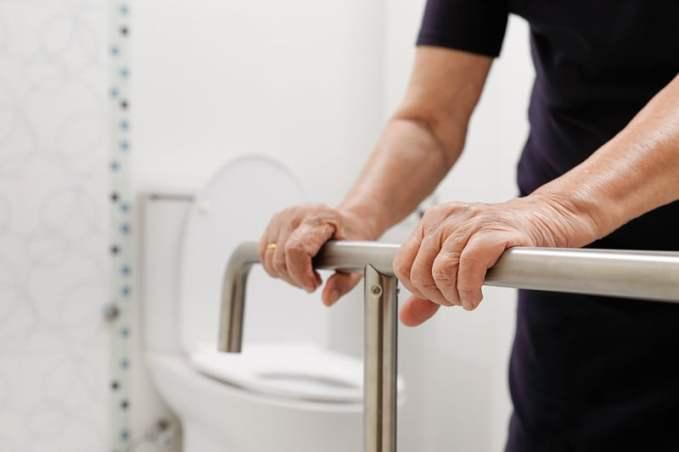 Accesorios de baños para personas mayores