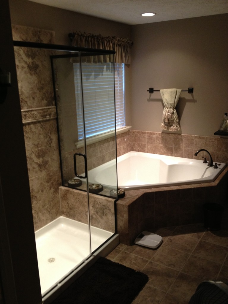 Average Cost to Remodel a Master Bathroom  Bath Doctor
