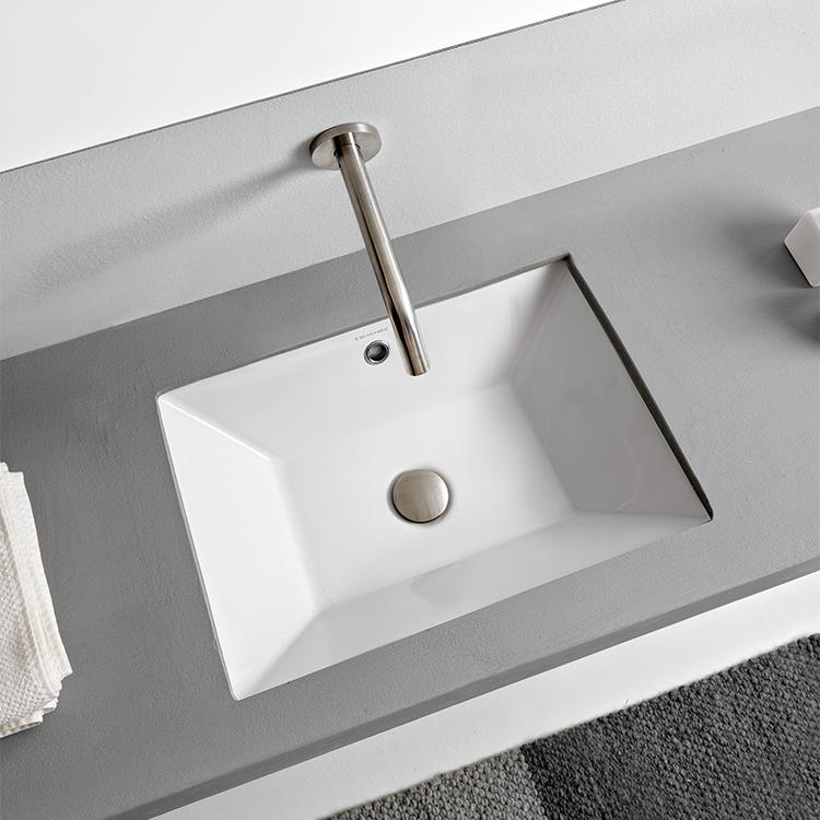 upc 6359 undermount bathroom sink