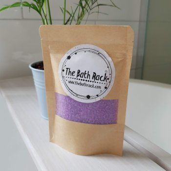 Relaxing Raspberry & Vanilla Bath Salts