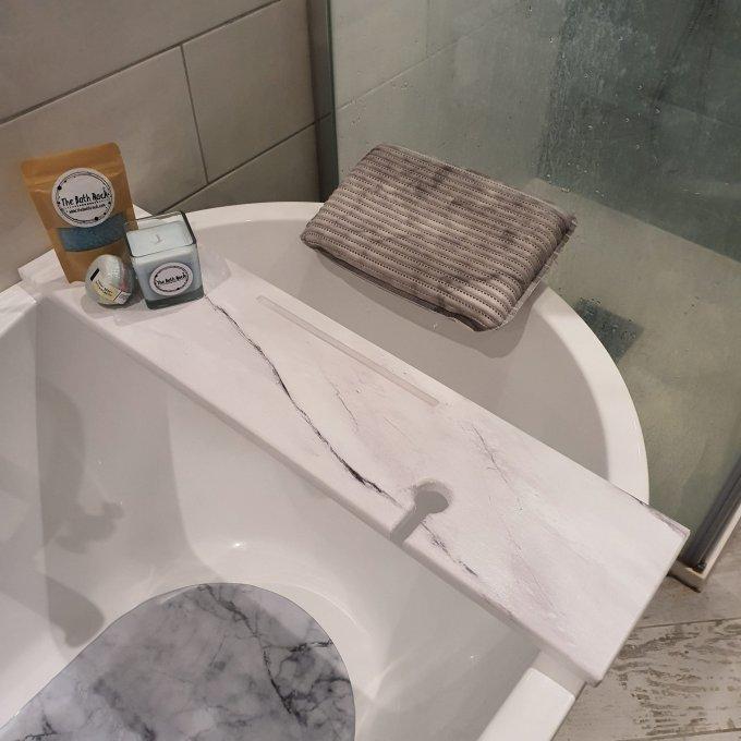 Marble Bath Pillow