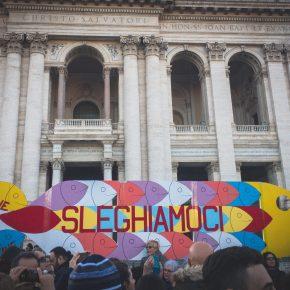 Italy against Salvini. Rome, December 2019.