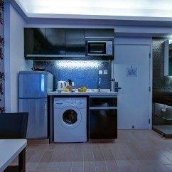 Hotel With Kitchen Hong Kong Sherwin Williams Cabinet Paint Serviced Apartments Hk Service Apartment The Bauhinia Studio
