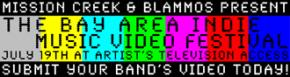 Bay Area Indie Music Video Festival