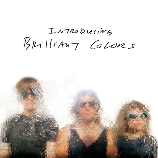 Brilliant Colors LP cover