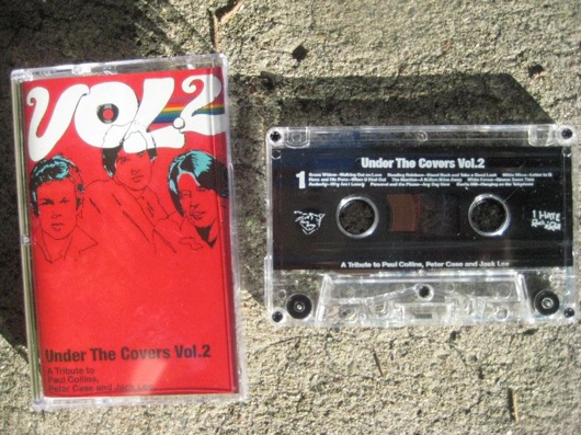 Under the Covers Vol 2 cassette