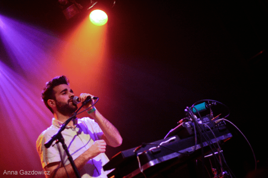 Geographer at the Independent 2/23, Noise Pop Festival 2011