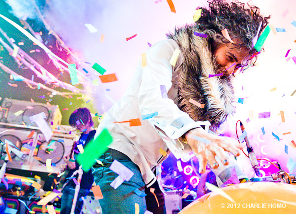 Noise Pop 2012: The Flaming Lips @ Bimbo's 2/21/12