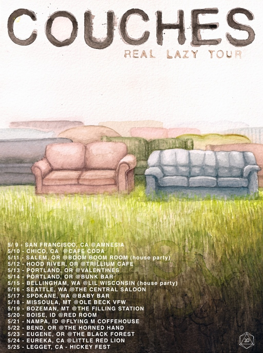 Couches Tour