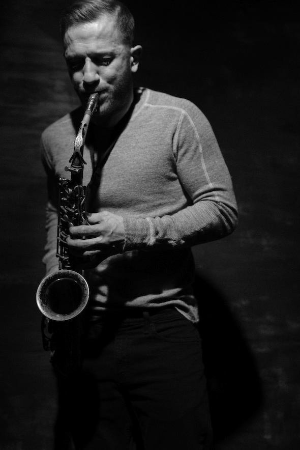 colin stetson - photo by robert nethery