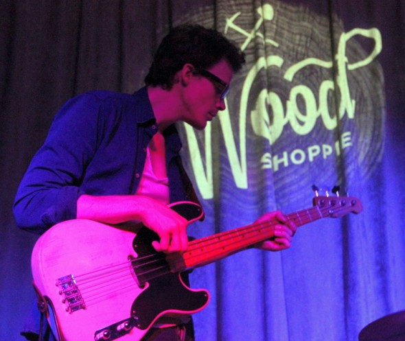 Pure Bathing Culture at Wood Shoppe, 7/2/13