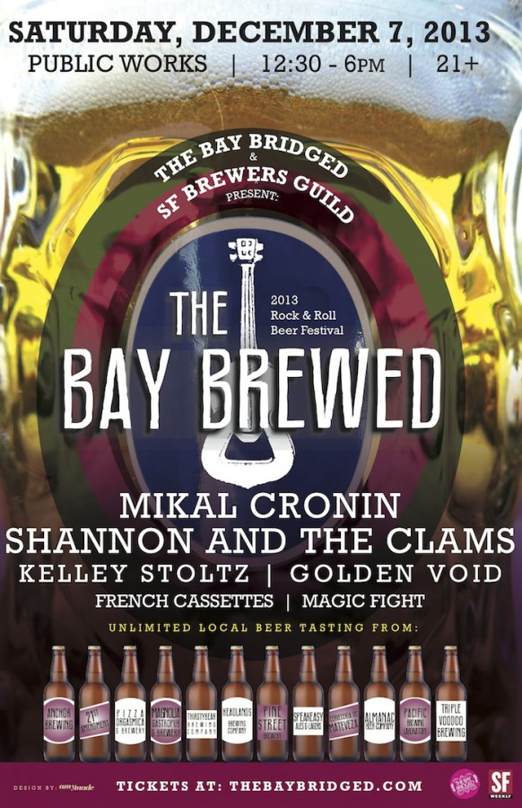 The Bay Brewed 2013
