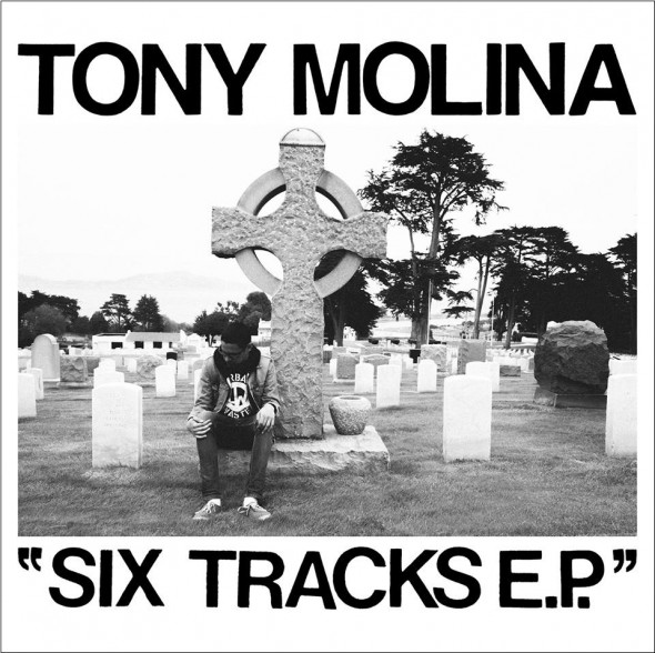 Tony Molina - Six Tracks EP