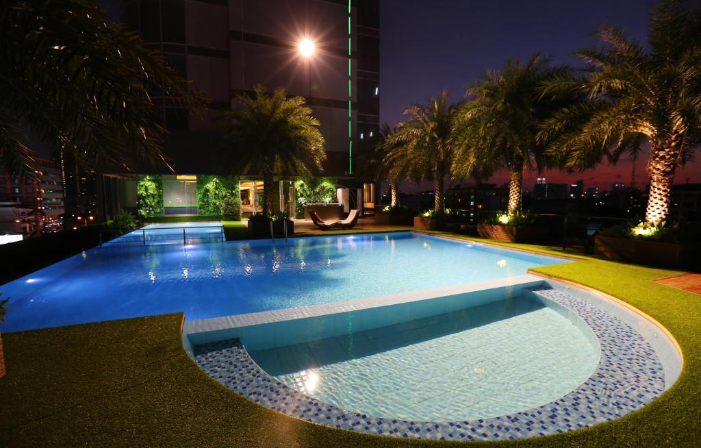 The Bazaar Hotel : Swimming Pool