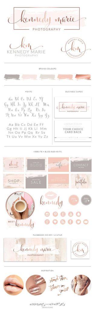 Créer une brand board pour son business www.thebboost.fr