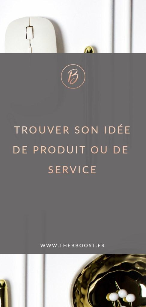 Quel produit ou service vendre ? Retrouvez tous les conseils pour bien définir votre offre ! www.thebboost.fr #entreprendre #freelance #autoentrepreneur #blogging