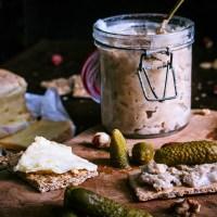 Gerookte varkensrillettes voor een smaakvol breughelmaal