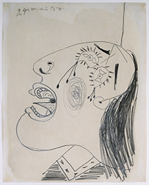 Picasso_Study-for-Weeping-Head