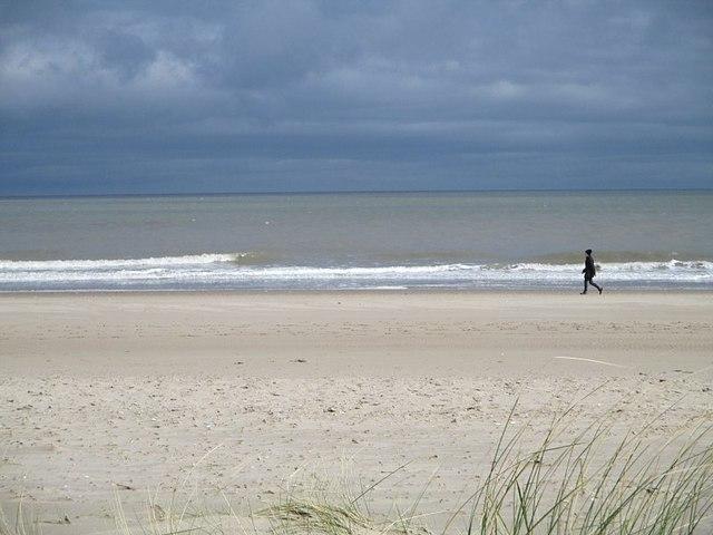 Curracloe Beach  County Wexford  UK  Ireland Beaches