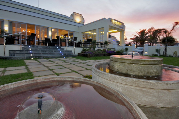 Luxury beachfront accommodation  The Beach Hotel  Port Elizabeth