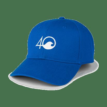 4ocean Low Profile Hat - 4O Logo