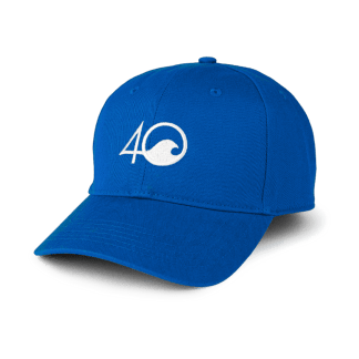 4ocean Low Profile Hat - 4O Logo