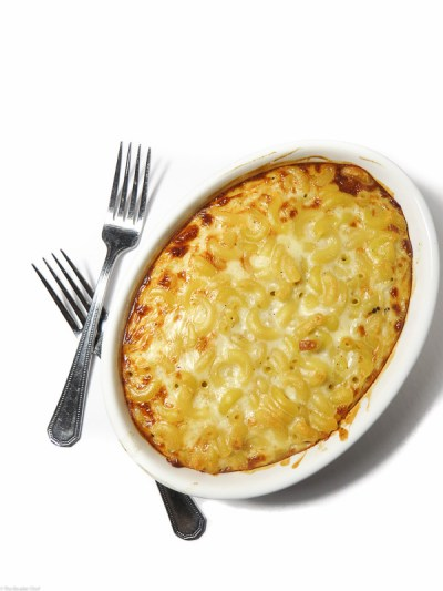 Baked Mac & Cheese for Two
