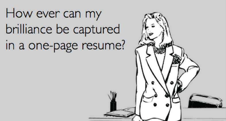Accounting Resume Templates, Critiques, & Webinars