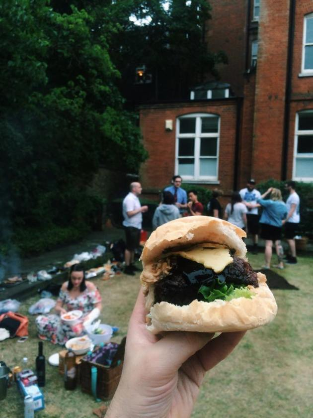 Bow road BBQ