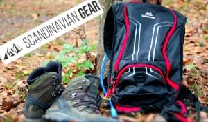 Scandinavian Gear Hydration Pack