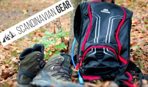 Scandinavian Gear Hydration Pack