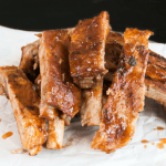 Instant Pot St. Louis style ribs - yes, you can have your ribs and eat them too - in less than an hour!