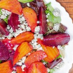Delicious cider vinaigrette glazed beets are not only delicious but are a nutritional powerhouse!