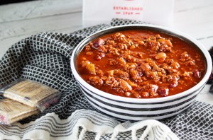 Wendy's Chili - Instant Pot - Why go to Wendy's to get who knows what in your chili? It's too easy to make it at home with simple, whole ingredients!