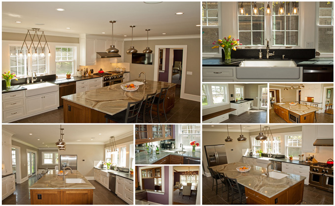 Modern Cleveland Heights Kitchen Remodel The Beard Group
