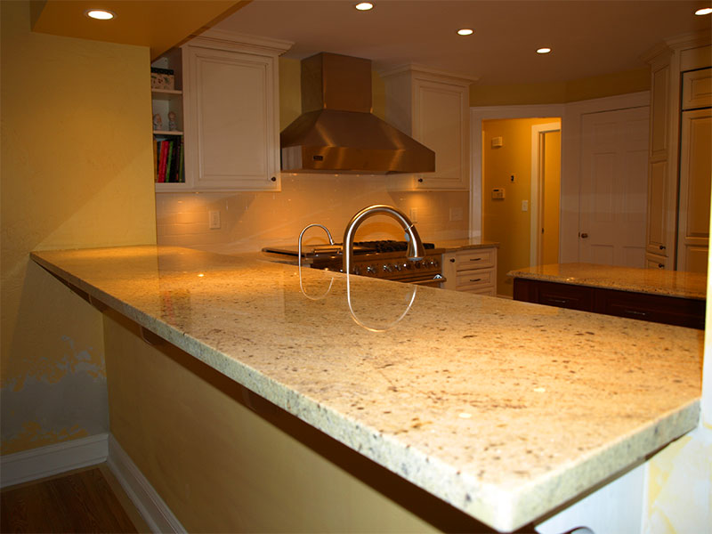 Kitchen Remodel In University Heights By The Beard Group