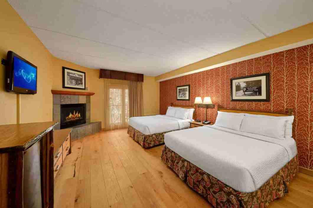 hotels with 2 bedroom suites in gatlinburg tn