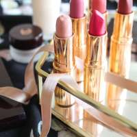 Charlotte Tilbury Lipstick Collection with Swatches