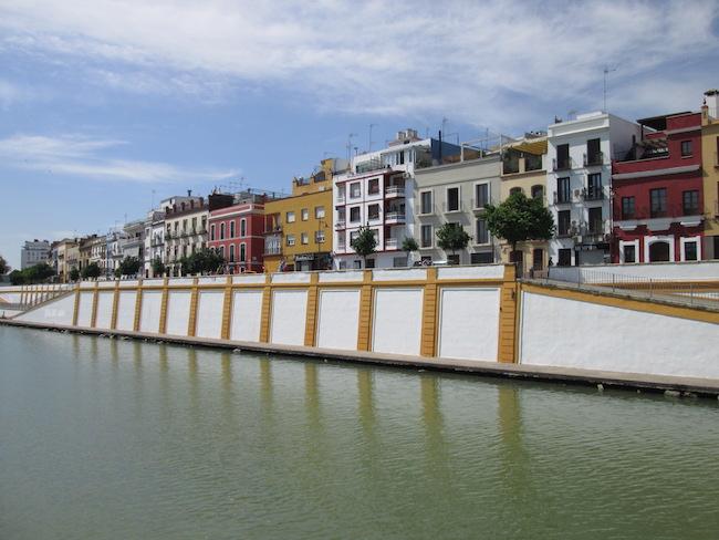 River Cruise Seville, Spain