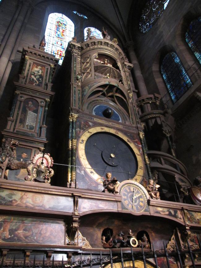 Strasbourg France Astronomical Clock